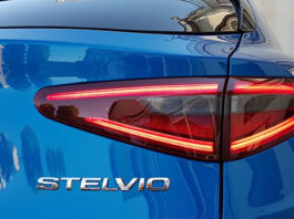 Stelvio Executive – kwintesencja stylu